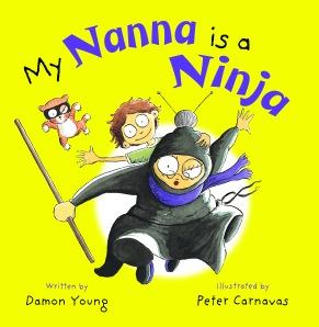 My Nanna is a Ninja